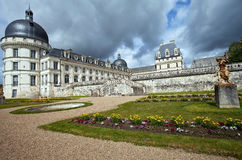 Valencay Royalty Free Stock Photo