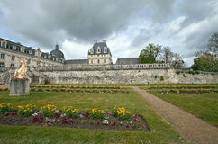 Valencay. Castle of Valencay in Loire, France Stock Photography