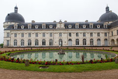 Valencay castle in the valley of Loire, Stock Photos