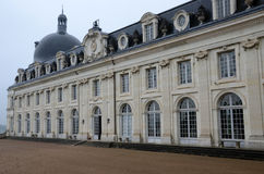 Valencay castle in the valley of Loire Stock Photo
