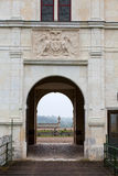 Valencay castle in the valley of Loire Stock Images