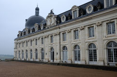 Valencay castle in the valley of Loire Stock Photography