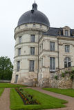 Valencay castle in the valley of Loire, Royalty Free Stock Photo