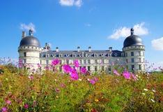 Valencay Schloss Lizenzfreies Stockbild