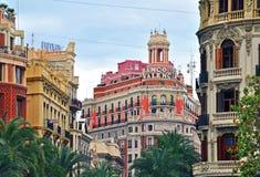 Valence, Espagne Images libres de droits