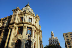 Valencia Royalty Free Stock Photo