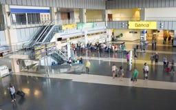 Valencia Airport Photo libre de droits