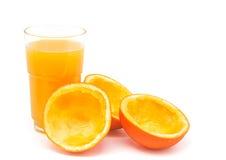 Valencia apelsiner Arkivbild