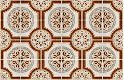 Valencia azulejos Arkivbild