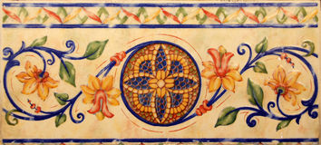 Valencia azulejos Stock Images
