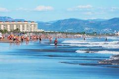 Valencia beach, Spain Stock Photo