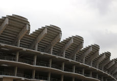 Valencia Beniferri New Mestalla Stadium Stockbilder
