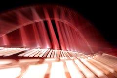 Valencia bridge Royalty Free Stock Photography