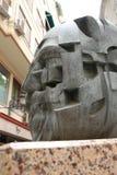 Valencia Bust Statue Photo libre de droits