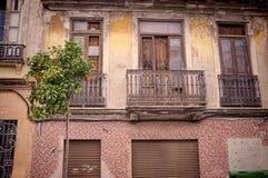 Valencia Cabanyal Royalty Free Stock Photos