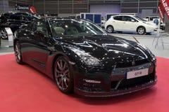 Valencia Car Show Stock Photo
