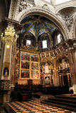 Valencia Cathedral Royalty Free Stock Images