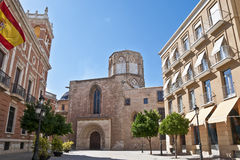 Valencia Cathedral Royalty Free Stock Photos