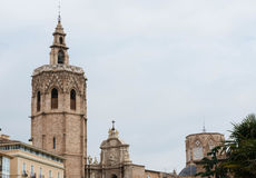 Valencia Cathedral photo stock