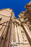 Valencia cathedral and Miguelete Stock Photography