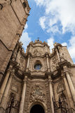 Valencia Cathedral Royalty Free Stock Image