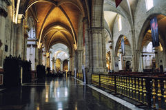 Valencia Cathedral, Spain Stock Photography