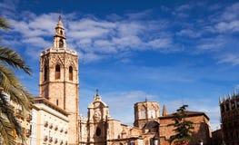 Valencia Cathedral , Valencia Stock Image