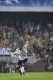 Valencia-CF gegen Chelsea Stockfoto