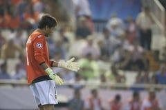 Valencia CF vs Chelsea Stock Image