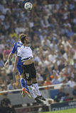 Valencia CF vs Chelsea Royalty Free Stock Photography