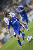 Valencia CF vs Chelsea Stock Images