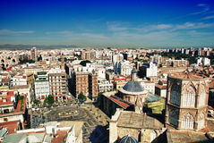 Valencia city - Cathedral Royalty Free Stock Image