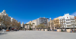Valencia city, Spain Royalty Free Stock Images