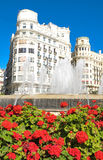Valencia city, Spain Stock Photography