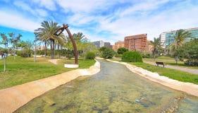 Valencia city, Spain Stock Photo
