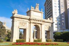 Valencia city, Spain royalty free stock photo