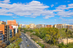 Valencia city, Spain Stock Images