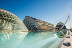 Valencia city - spain. Travel - europe Stock Photos