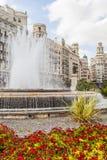 Valencia Citycenter Stock Photo