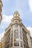 Valencia Citycenter Royalty Free Stock Photo