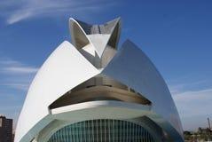 Valencia Ciudad de las Artes y las Ciencias - Hemisferic Stock Photo