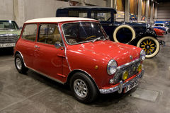 Valencia Classic Car Show Stock Photography