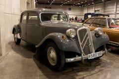 Valencia Classic Car Show Stock Photos