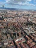 Valencia de arriba Fotografía de archivo