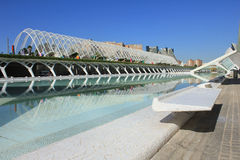 VALENCIA, ESPAÑA Fotos de archivo libres de regalías