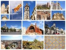 Valencia, España imagenes de archivo
