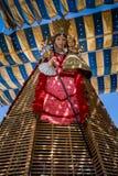 Valencia, España, el festival de Fallas Imagenes de archivo