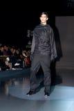 Valencia Fashion Week Stock Photo
