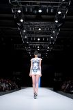 Valencia Fashion Week Royalty Free Stock Image