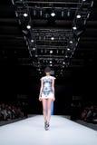 Valencia Fashion Week royalty free stock image